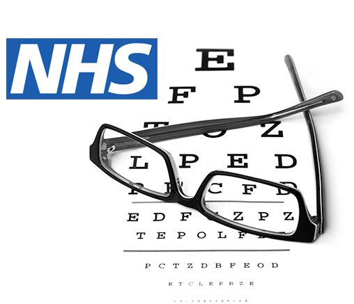 nhs eyetest